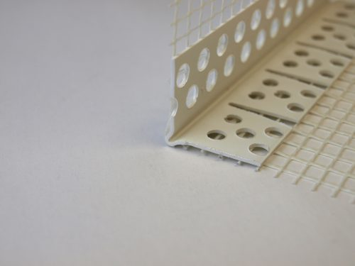 PVC kampas su tinkleliu arkoms